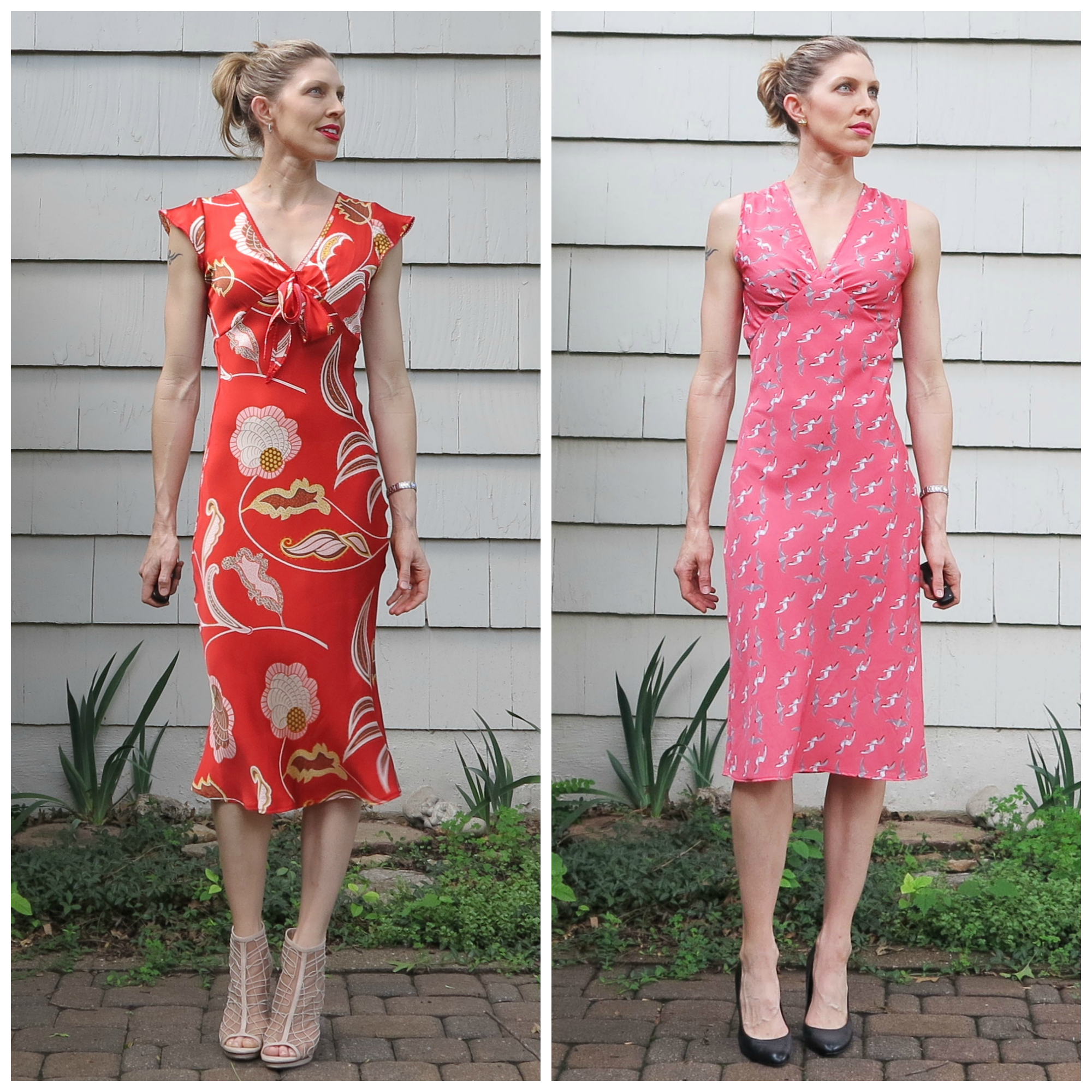The Bias Cut Dress Rtw Copy