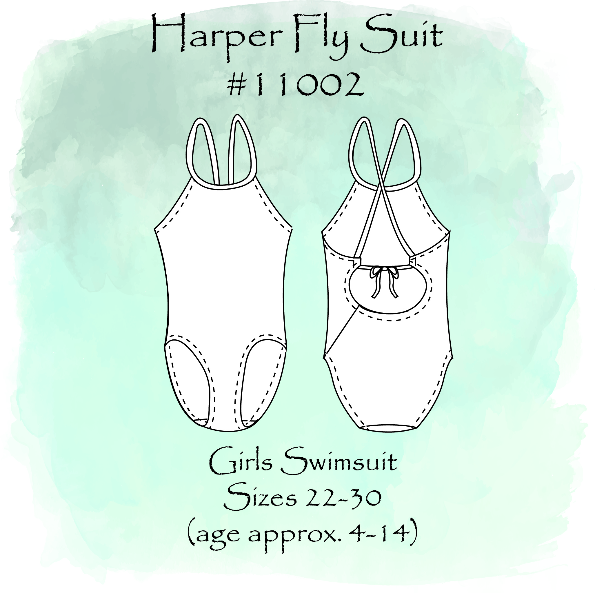 Harper Fly Suit
